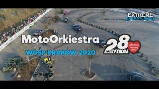 MotoOrkiestra WOŚP Kraków 2020 - Energylandia Extreme Show
