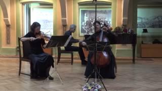 Joseph Rheinberger   Piano Trio no 3, Op 121 B dur   III Scherzo  Allegro