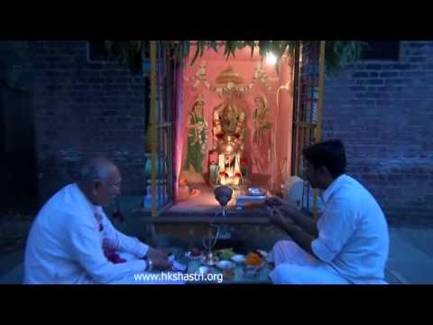 Shivratri Poojan 27 Feb 2014 Maha Shivratri Shiv Bhakti Temple Gandhinagar Gujarat India