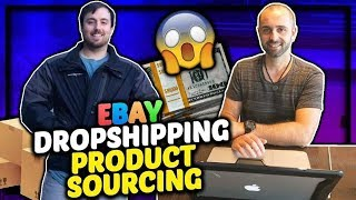 Dropshipping on eBay 2019 : How to Find High Profit Products FAST! thumbnail