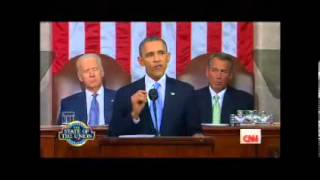 Repeat youtube video State Of The Union 2014 - CNN Coverage