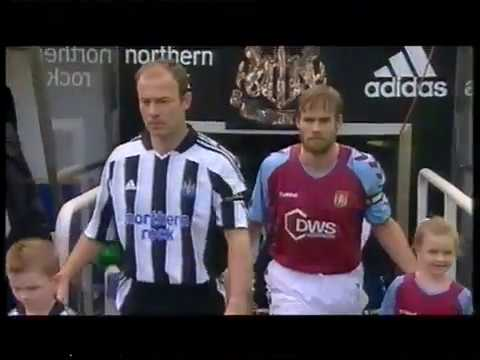 Lee Bowyer and Kieron Dyer fight. MOTD April 2005.