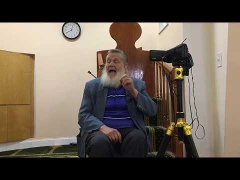 Shaikh Yusuf Estes Hurricane Relief Efforts at Masjid Taqwa