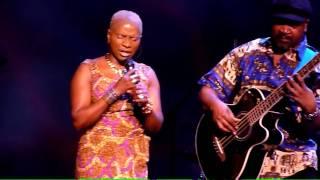 Angelique Kidjo - Edmonds 2/25/10 (Part 1)