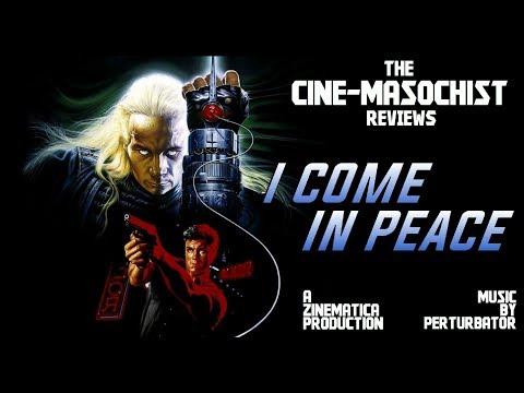 The Cine Masochist: I COME IN PEACE