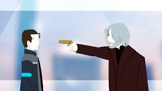 Don´t talk (Animation Meme) /Detroit become human