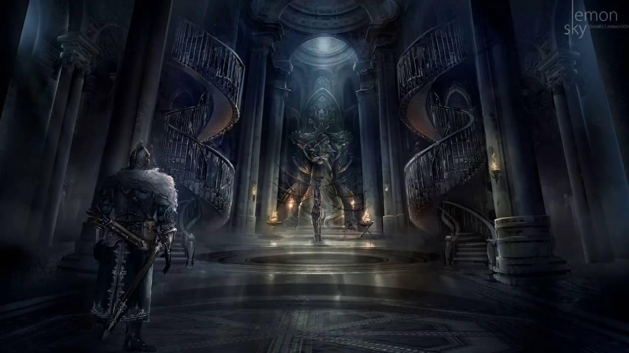 Dark Souls III Leaked DLC Concept Art
