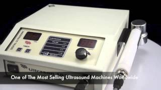 Ultrasound Therapy Machine 1 Mhz For Pain Relief - Ultrason 101