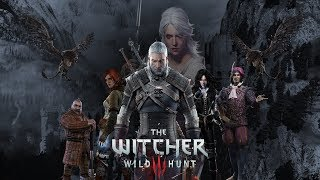 Лутаем карту  The Witcher 3  Wild Hunt  Game of the Year Edition прохождение часть # 5 стрим
