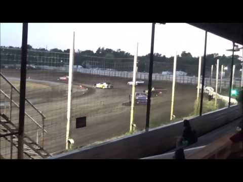 LMSS TOURING SERIES A MAIN RAPID SPEEDWAY JULY 19,2016