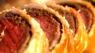 Gordon Ramsay's Christmas Beef Wellington
