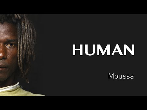 Moussa's interview - SPAIN - #HUMAN