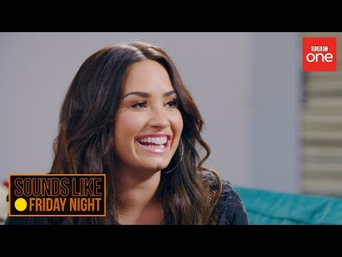 Demi Lovato takes on the British test - Sounds Like Friday Night - BBC One