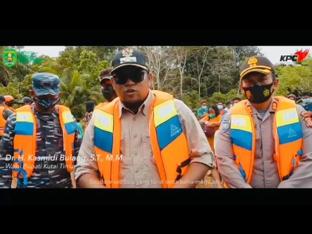 KPC - Pemkab Kutim Kirim Bantuan Korban Banjir di 8 Kecamatan.