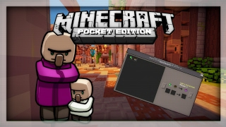 Minecraft 1.0.4||Comercio con Aldeanos||ItsLeoDroiid