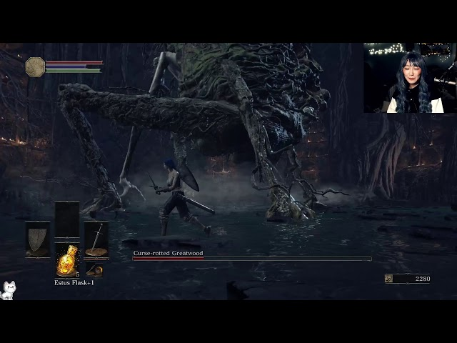 Dark Souls 3 Soul Level 1 Challenge All Boss Kills (Base + DLC)!!!! (WARNING lots of swearing)