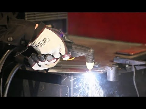 Tech Tips: Plasma Cutting Basics