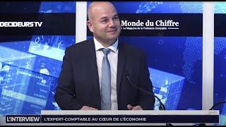 L'interview : L'expert-comptable au cœur de l'économie
