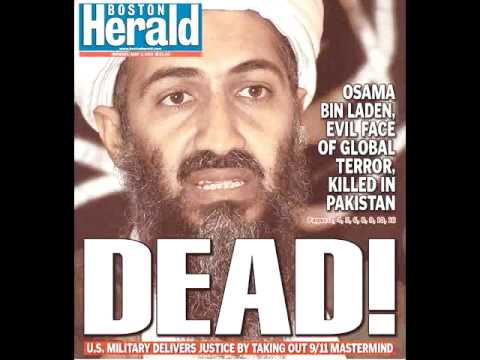 Osama Is Dead! (Official Song) 9/11 TRIBUTE DECADE LATER!