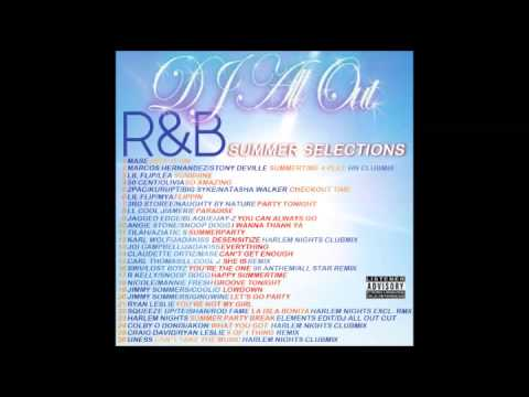 RnB Summer Selections by DJ All Out (2009)