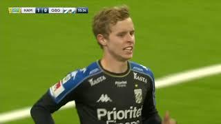 Hammarby IF 3 - 0 IFK Göteborg drömmål av Kennedy