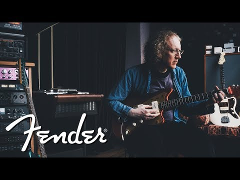 Kevin Shields of My Bloody Valentine - Part 1: Obsession   Jazzmaster 60th Anniversary   Fender