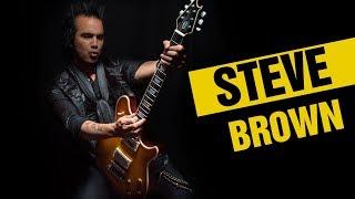 Steve Brown - Trixter, Def Leppard & More On EVH