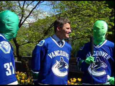 The Green Men vs. Mayor Gregor Robertson