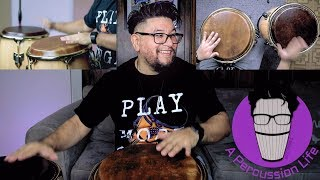 How To Do A Bembe/Abakua Exercise/Pattern on Congas