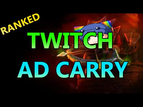 Medieval Twitch ADC