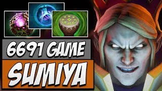Sumiya Invoker - 6691 Matches | Dota 2 Gameplay