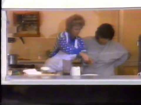 Dawn French in 'Scoff' - Culinary Comedy Capers - 1988!