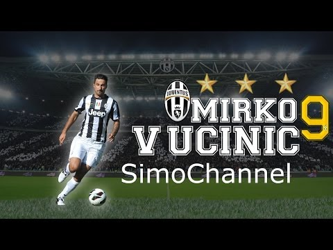 Mirko Vucinic - The genius man. |1080p|