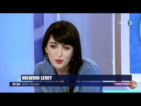 Nolwenn Leroy sur France 3 Bretagne