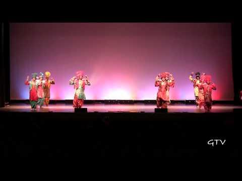 First Class Bhangra – Bruin Bhangra 2012
