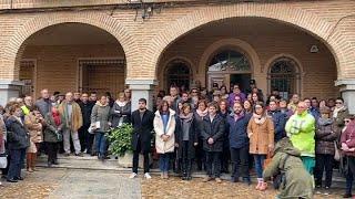 La Puebla de Almoradiel condena el crimen por violencia machista