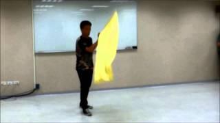 老師教學 小旗