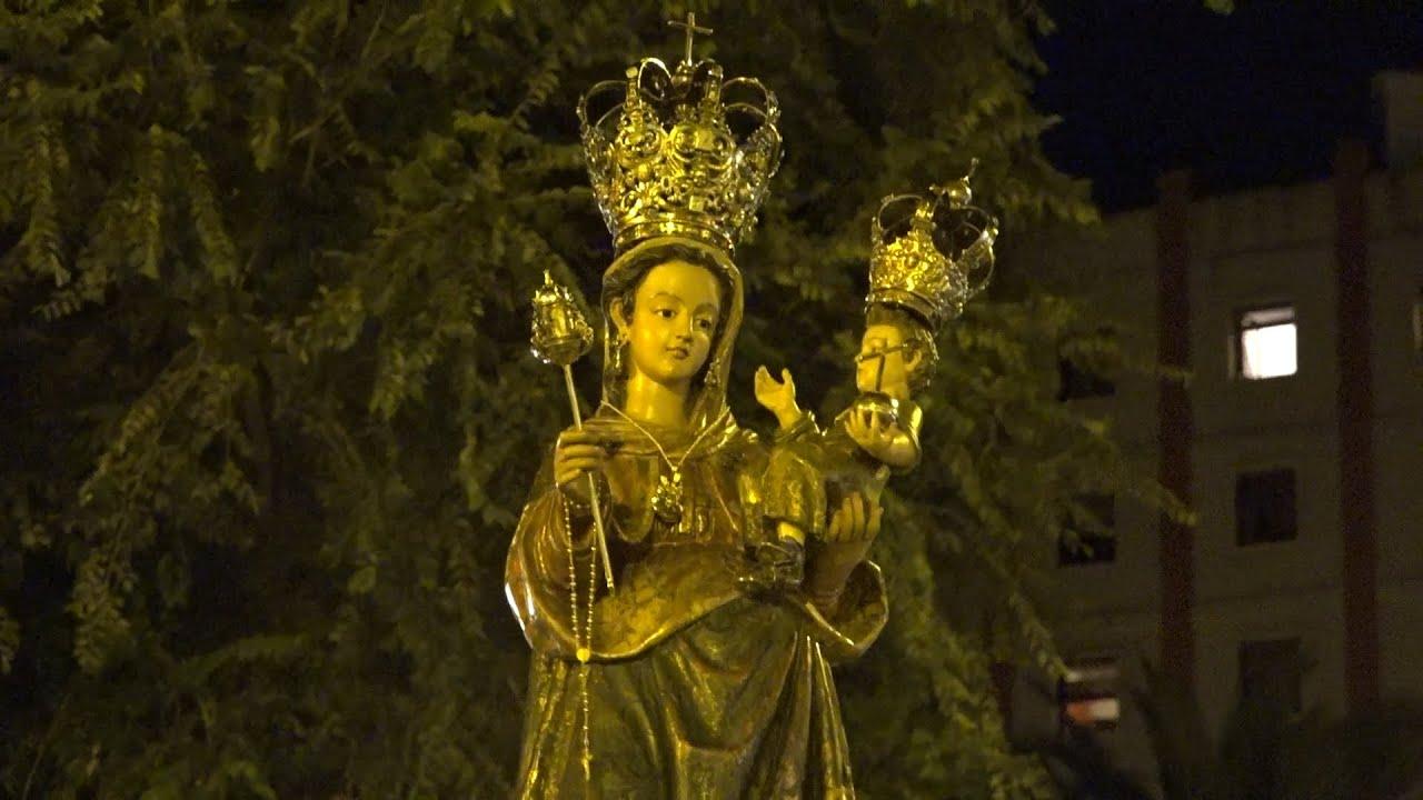 Resultado de imagen de Procesión de la Virgen de Gracia - Granada 2017