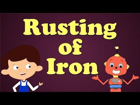 Rusting of Iron