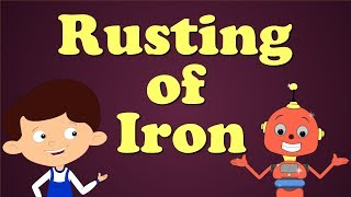 Rusting of Iron | #aumsum #kids #education #science #learn