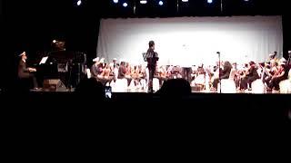 Percik Spectrum Concert 2017 - Pelangi (Debby Nasution) Debby Nasution