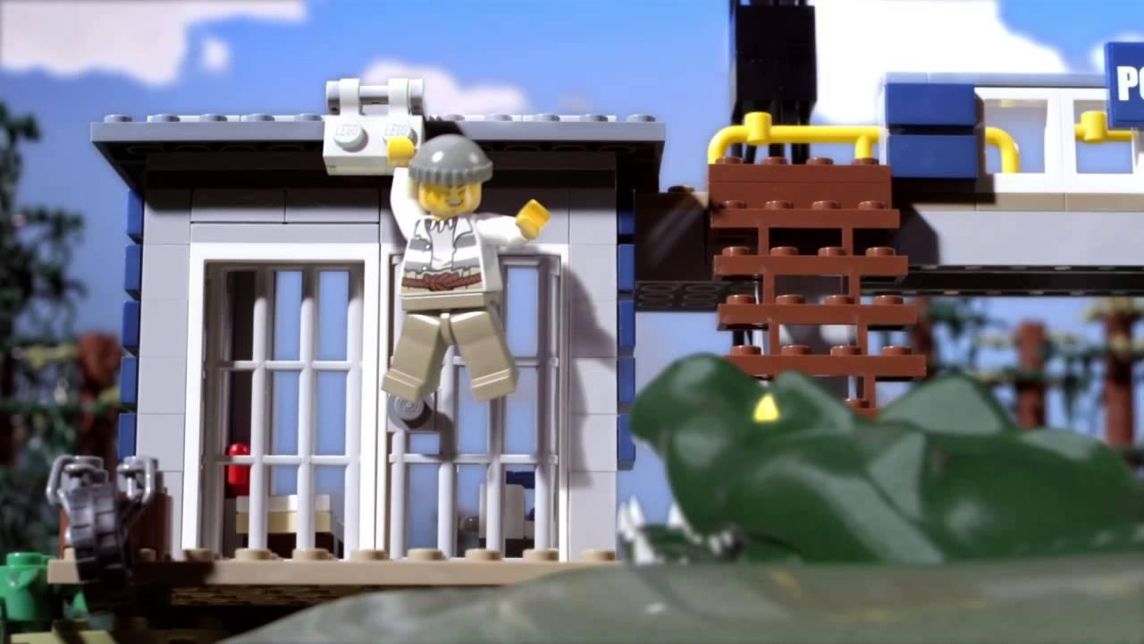 Policja Wodna Od Lego City Youtube