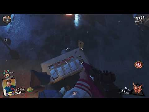 Call of Duty®: Infinite Warfare Zombies in Spaceland transponder glitch