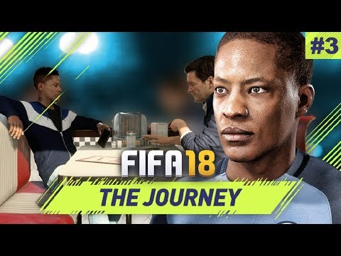 FIFA 18 The Journey Mode w/Manchester City   FIGHTING ZARDES?!   Episode #3