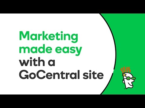 Email Marketing Made Easy with GoCentral | GoDaddy