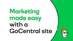 Email Marketing Made Easy with GoCentral   GoDaddy