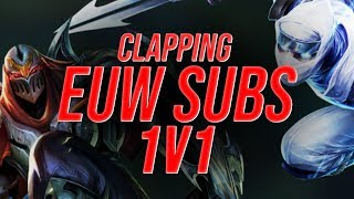 LL Stylish - CLAPPING EUW SUBS 1V1