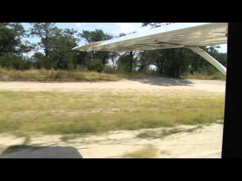 The Africa Adventure Company - Flight to DumaTau