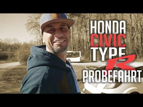 JP Performance - Honda Civic Type R Probefahrt