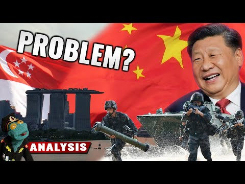 Could Singapore defend against a Chinese invasion?